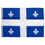 "Quebec Flag 24 x 36"" - 0"