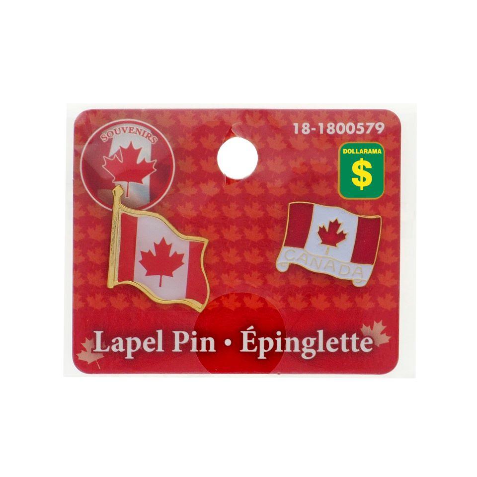 2PK Canada Pins