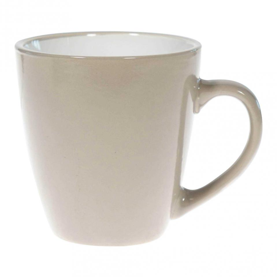Ceramic Mug (Assorted Colours)
