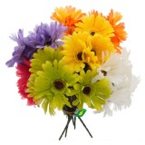 Bouquet de marguerites (Couleurs assorties) - 0