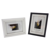5''x7'' Photo Frame with Mat (Assorted colours) - 1