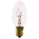 Clear Nightlight Bulbs 3PK - 1