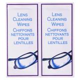 20PK Lens Cleaning Wipes - 1