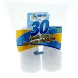 Disposable Plastic Cups 30PK - 0