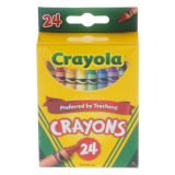 Crayons 24PK - 0