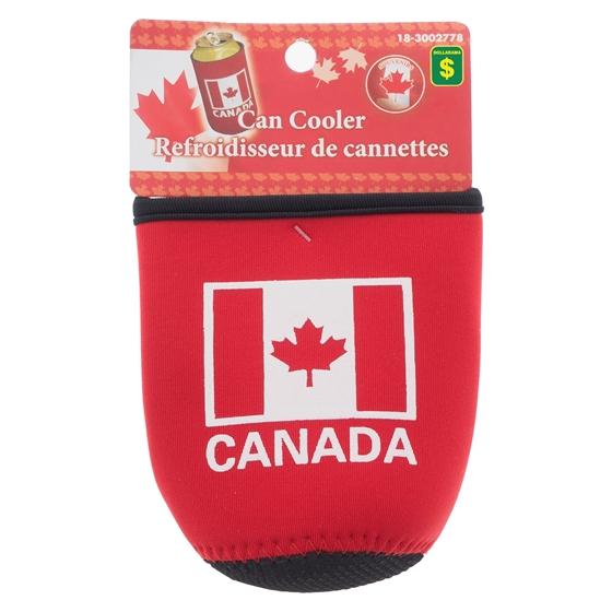 Canada Souvenir Can Cooler