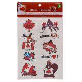 Canada Souvenirs Tattoos - 0