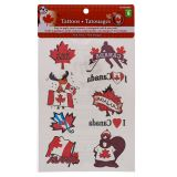 Tatouages du Canada - 0