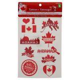Canada Souvenirs Tattoos - 2
