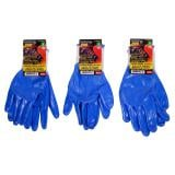 Nitrile Work Gloves (Assorted Colours)