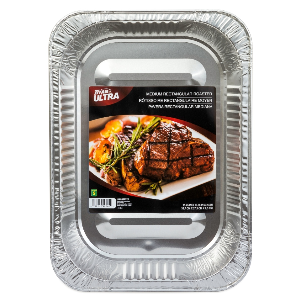 Casserole géante tout usage pour le BBQ