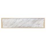 Pellicule protectrice adhésive pour étagères et tiroirs (marbre) - 1