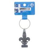 Porte-clés fleur de lys souvenir du Québec - 1