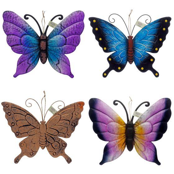 Papillons de décorations
