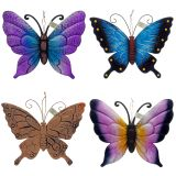 Metal Butterfly Garden Decoration - 0