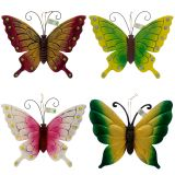 Metal Butterfly Garden Decoration - 1