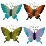 Metal Butterfly Garden Decoration - 2