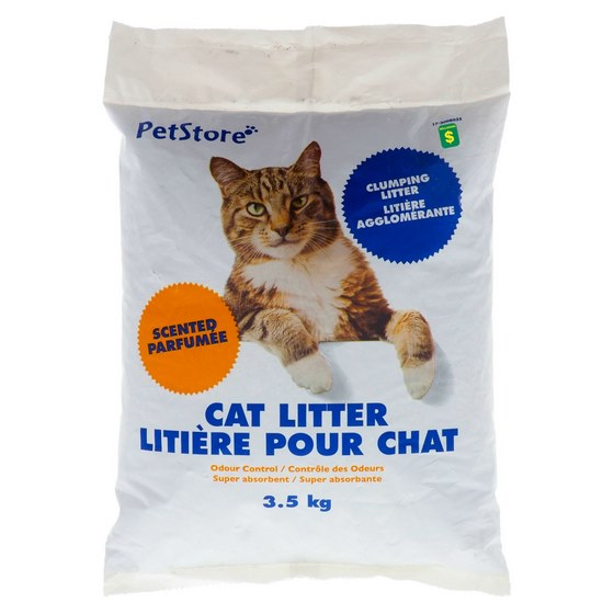 Scented Scoopable Cat Litter