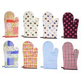 Oven Mitts 2PK (Assorted Colours) - 1