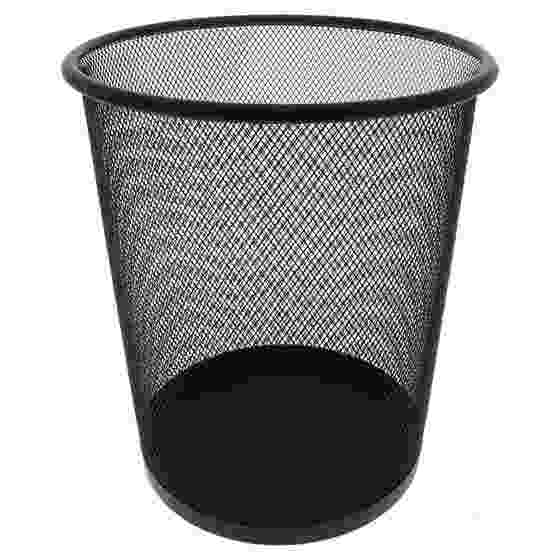 Metal Mesh Trash Bin (Assorted Colours)