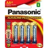 4x AA Alcaline Batteries - 0