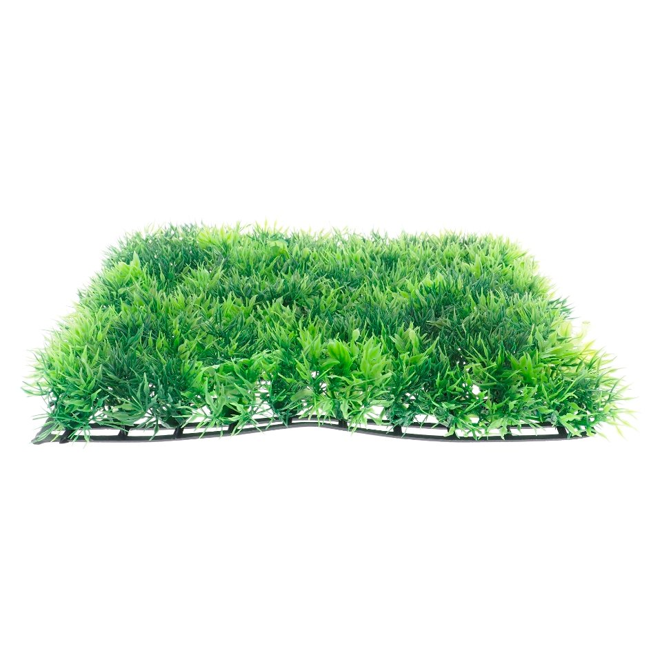 Artificial Interlocking Grass/Clover Mat