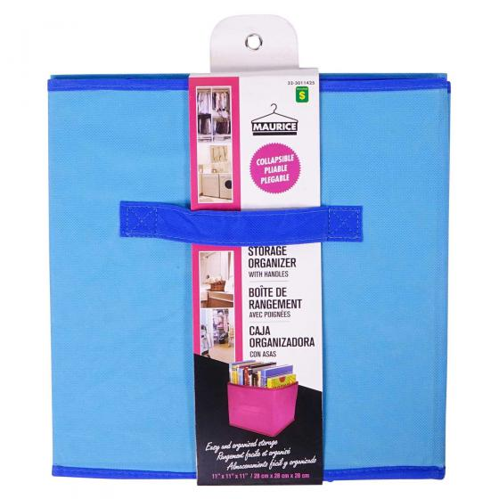 Storage Organizer with Handles (Assorted colours)