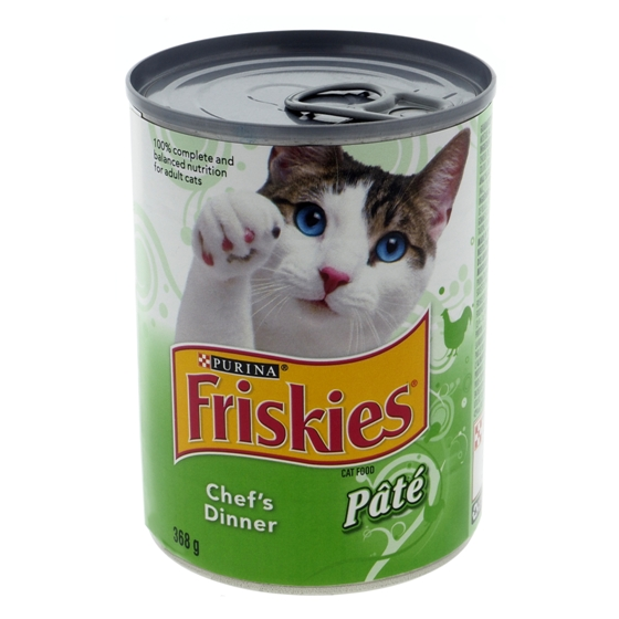Friskies Cat Food - Chef's Dinner