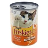 Nourriture pour chats Friskies - Dîner de poulet en sauce - 1