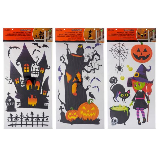 Halloween Decorative Wall Stickers