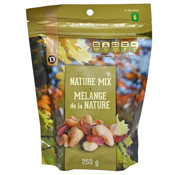 Nuts Nature Mix