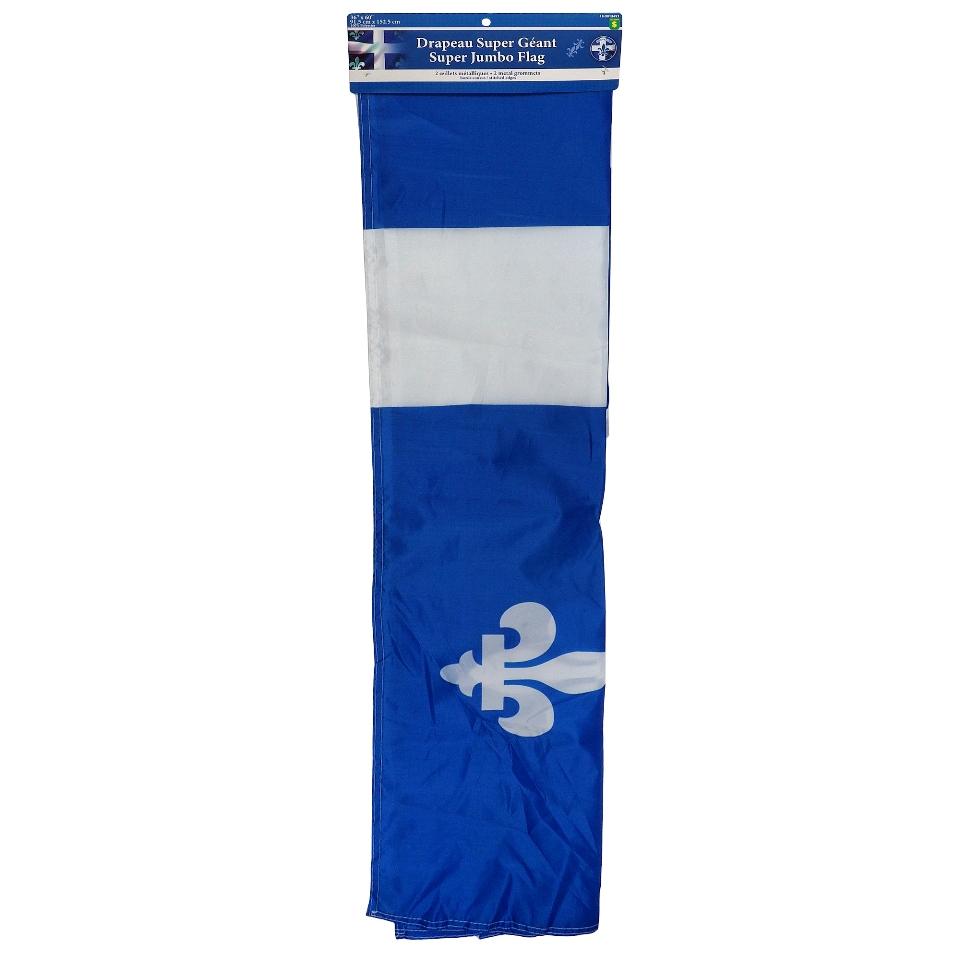 Souvenir drapeau du Québec Géant