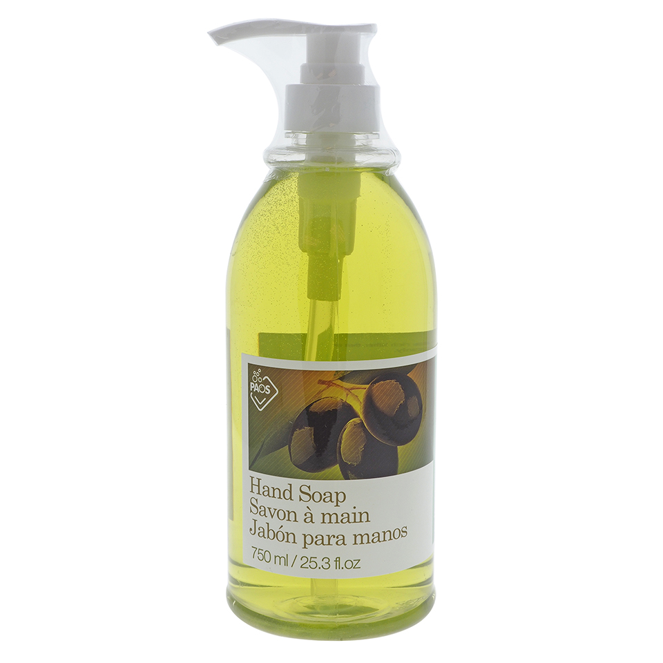 Fruit Scented Hand Soap with Pump (Assorted Flavours)