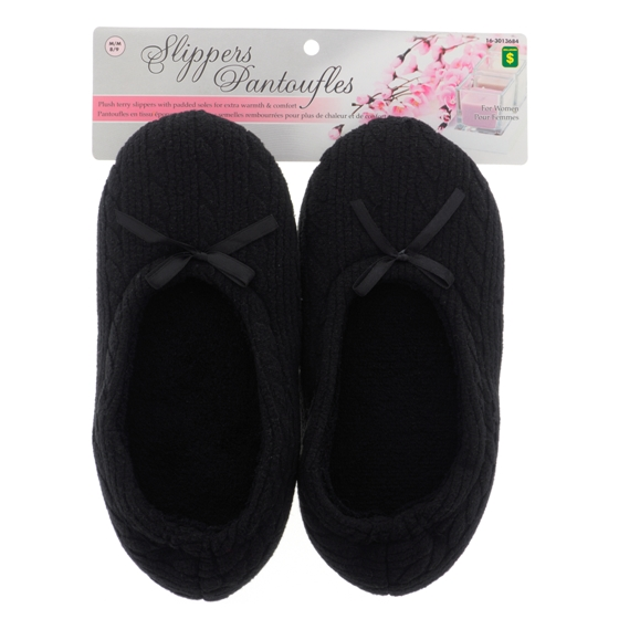 Pair of Women Slippers (Assorted Sizes and Colours)