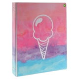 "1"" 3-Ring Binder with Printed Cover (Assorted Collection) - 0"