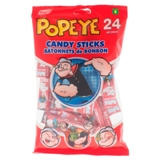 Popeye Candy Sticks 24PK - 0