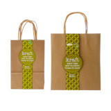 Paper Bags with Handles (Assorted Sizes) - 1