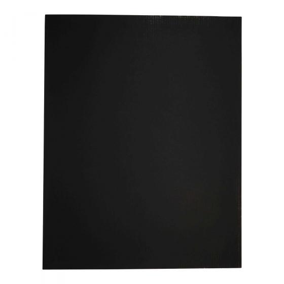 Feuille de tableau noire Bristol satinée