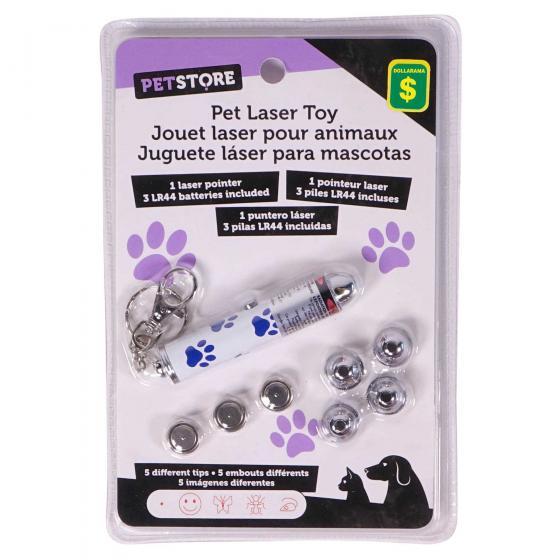 Jouet laser pour animaux