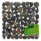 Assorted Garden Stones On Net Backing - 0