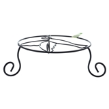 Metal Flower Pot Stand - 0
