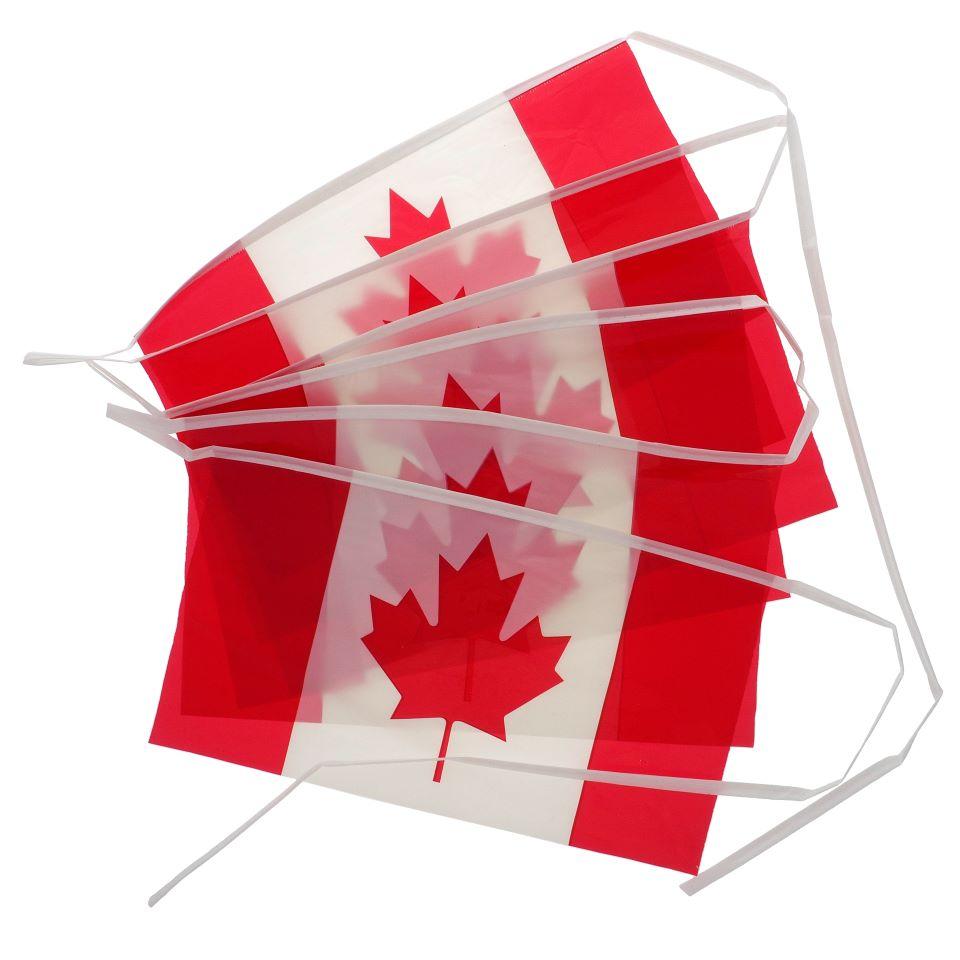 Canada Flag Banner
