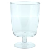 10PK Deluxe Wine Glasses - 1