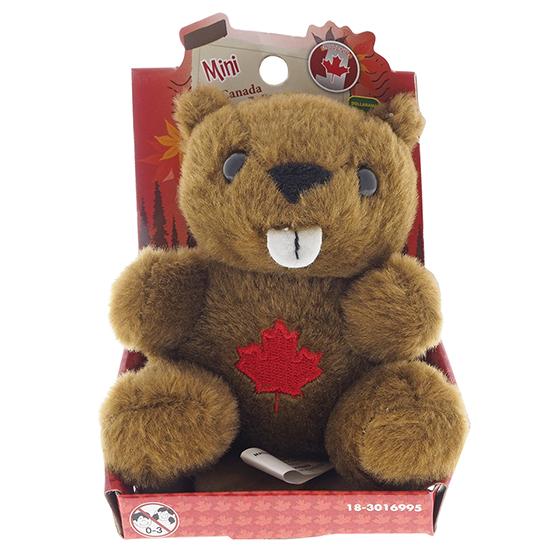Mini Canada Plush Animals
