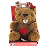 "Mini animal en peluche ""Canada"" - 0"