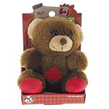"Mini animal en peluche ""Canada"" - 2"