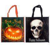 2PK Printed Plastic Bags with Handles - 1