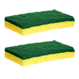 2 Éponges en cellulose pour surfaces difficiles - 1