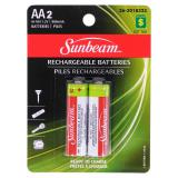 2x AA Rechargeable Batteries - 0