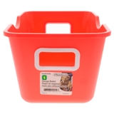 Storage Plastic Basket (Assorted Colours) - 0